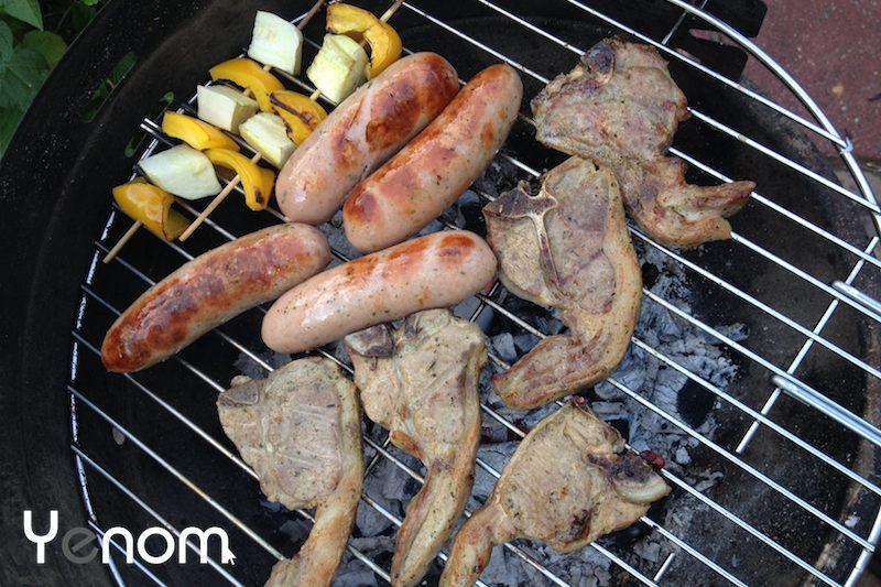 Vergelijk supermarkt aanbiedingen Barbecue producten met