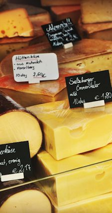 kaas aanbiedingen