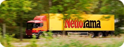 Nettorama truck